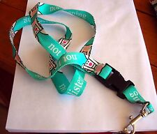 David & Goliath Lanyard Troublemaker  New With Tags Cute and funny character