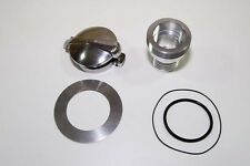 TEC BMW Boxer Twin R45 60 R75 R80 R90 R100, Monza Gas / Fuel Cap Conversion Kit