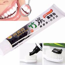 100g Dentifrice Charbon de Bambou Blanchiment des Dents Nettoyer Dentifrice Noir