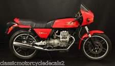 Moto GUZZI V50 Monza DECAL set