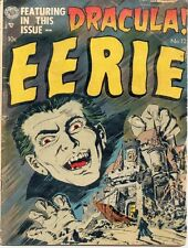 EERIE COMICS GOLDEN AGE COLLECTION PDF FORMAT ON CD