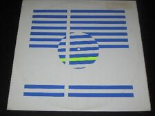 Bazooka rare '80 Dutch private press LP Er Is Meer Dan Dit mint- DARK synth WAVE