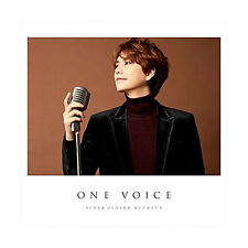 SUPER JUNIOR-KYUHYUN Japan 1st Album [ONE VOICE] CD + Photocard