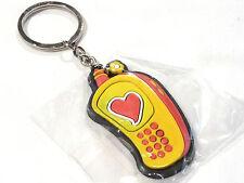 Objet de collection porte-clés Funky Land téléphone  no 24  ( P 1 ) Key ring
