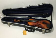 Karl Hofner 3/4 Size Violin w/ Hardshell Case & Bow Made in Germany