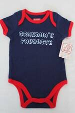 NEW Baby Boys Bodysuit 6 - 9 Months Grandmas Favorite Creeper Outfit 1 Piece