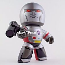 "Q Transformers Mighty Muggs G1 Megatron 6"" Collectible Action Figure"