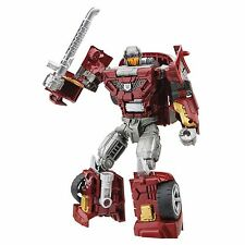 Transformers Generations Combiner Wars Deluxe Class DEAD END with Comic (B1305)
