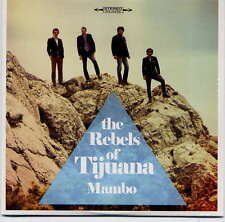 THE REBELS OF TIJUANA - rare CD Single - France - sealed