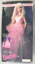 Mattel MY SIZE BARBIE 3 Feet Tall Doll in Box 1992 VINTAGE
