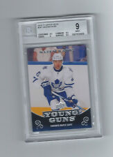 2010-11 UPPER DECK YOUNG GUNS NAZEM KADRI BGS 9.5-9-8.5-9.5