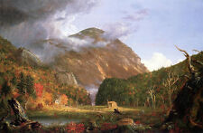 Art oil painting Thomas cole - The Notch of the White Mountains Crawford Notch