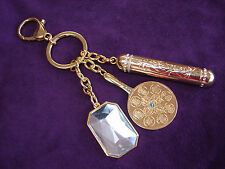 Feng Shui Protection Amulet with Mirror and Blessings