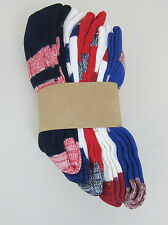 ASOS Boot Socks 5 Pack with Stripes - Mens UK 4-8 - NWT