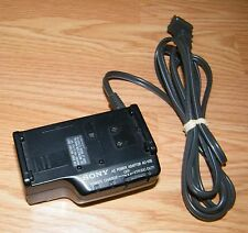 Genuine Sony (AC-V26) 7.5V 1.8A 18W AC Power Adapter Battery Charger Only