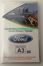 2011 2012 2013 Ford Explorer EDGE Limited MyFord Navigation SD CARD Update Chip