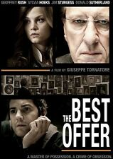 Best Offer (2014, DVD New) WS