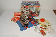 WILESCO DAMPFMASCHINE D6 STEAM ENGINE EXCELLENT BOXED