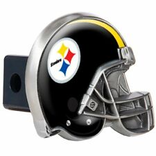 Pittsburgh Steelers NFL Metal Helmet Trailer Hitch Cover ~ NEW!