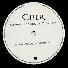 Cher When The Money's Gone  Dj US 12""