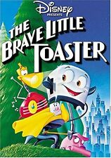 THE BRAVE LITTLE TOASTER (Disney)  - DVD - Region 1 Sealed