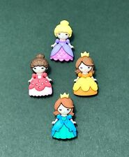 Princess Buttons - Belle of the Ball - Prom - Party Favour - Disney - Girls