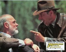 HARRISON FORD  SEAN CONNERY INDIANA JONES AND THE LAST CRUSADE 1989 LOBBY CARD 5