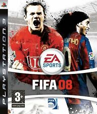 FIFA 08 2008 (PS3) PlayStation 3 Brand New