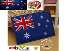 National Australian Australia Flag Sewing On Cloth Patch Embroidered Badge 9x7