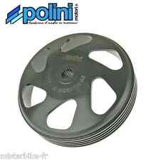 Cloche d'Embrayage Polini Speed Bell Evolution 2 Ø107 250.025 Peugeot Kymco 50