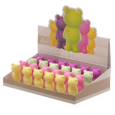 Ladies or Girls Novelty Fun Lip Gloss Holders - Teddy Bear