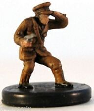 AXIS & ALLIES MINIATURES - (BE) BELGIUM OFFICER