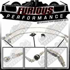Speedflow Ford Territory Turbo Oil Feed Line & Remote Filter Kit FP-TERRITORY
