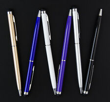 6X 2-in-1 Touch Screen Stylus + Ballpoint Pen For iPad iPhone Tablet Smartphone