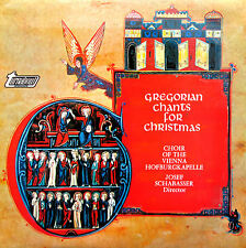 Gregorian Chants For Christmas 1964 NM/EX (Turnabout TV 34181S)