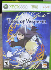 Tales of Vesperia  (Xbox 360)  Brand New Factory Sealed Microsoft X360 game
