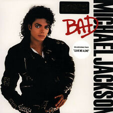 MICHAEL JACKSON Bad 180G Vinyl LP