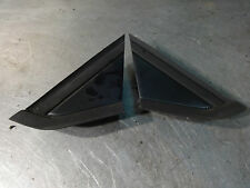 Citroen c4 1.6 HDI hatchback 04-10 wing mirror interior trim covers mouldings