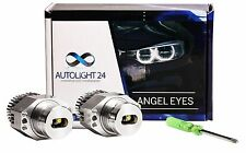 BMW E90 E91 3er 40 Watt LED Angel Eyes Cree Chip Marker Corona Ringe a3