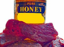 Climax Premium Slightly Sweet 4 OZ. Mild & Tender Honey Glazed Beef Steak Jerky