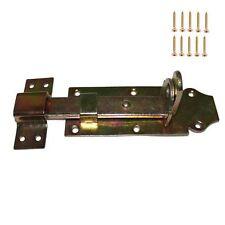 Türschloßriegel Schubriegel 125 mm Türriegel Schlossriegel Sicherheitsriegel BGS