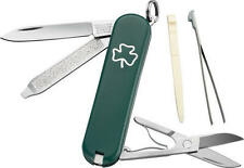 "Victorinox VN53014 Knives Folder Knife Classic Shamrock 2 1/4"" Closed All"