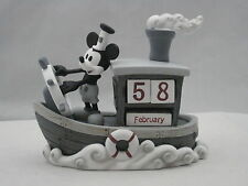 Disney Showcase Mickey Mouse Perpetual Calendar  By Precious Moments NIB