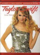 Taylor Swift: Love Story by Amy Gail Hansen & Triumph Books Staff 2010 Paperback