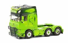 WSI DAF XF 105 SSC Super Space Cab 6x2 Twin Steer Reich Truck LKW Camion 1:50