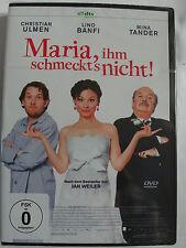 Maria, ihm schmeckt's nicht! - Hochzeit mit einer Italienerin - Eltern, C. Ulmen