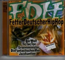 (BB616) FDH - Fetter Deutscher HipHop - CD