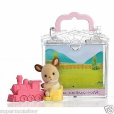 Sylvanian Families JP b-35 Baby house train Box Case ep27890