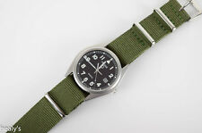 British Army - Military 2002 Pulsar G10 Watch super issued condition