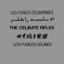 THE CELIBATE RIFLES The Celibate Rifles LP . radio birdman new christs mc5